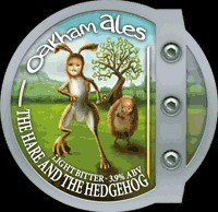 Oakhams - The Hare and the Hedgehog
