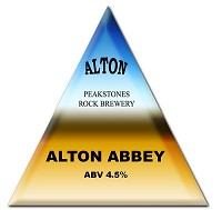 Peakstones Rock - Alton Abbey 4.5%