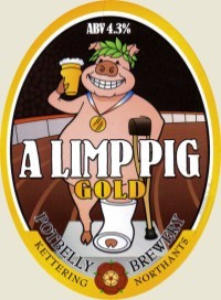 Potbelly - A Limp Pig Gold 4.3%
