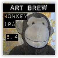 Art Brew - Monkey IPA 6.4%