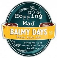 Hopping Mad - Balmy Days 3.9%