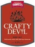 Thwaites - Crafty Devil 4.3%