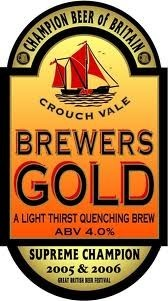 Crouch Vale - Brewers Gold 4.0%