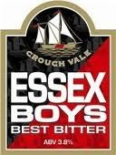 Crouch Vale - Essexs Boys Bitter