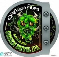 Oakham - Green Devil IPA