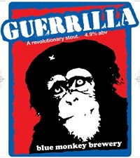 Blue Monkey - Guerrilla