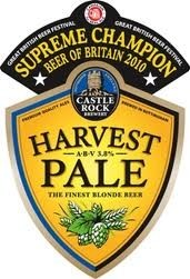 Castle Rock - Harvest Pale 3.8%