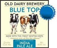 Old Dairy - Blue Top 4.8%