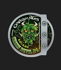 Oakham - Green Devil IPA (Craft Keg)