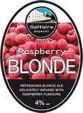 Saltaire - Raspberry blonde 4.0%