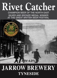 Jarrow - Rivet Catcher 4.0%