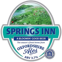 Oxfordshire - Springs Inn