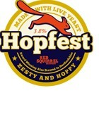 Red Squirrel - Hop Fest