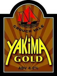 Crouch Vale - Yakima Gold 4.2%